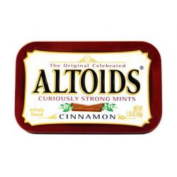 Altoids Strong Mints Cinnamon