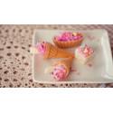 Kracie Popin Cookin DIY Ice Cream / Fun Cake Kit