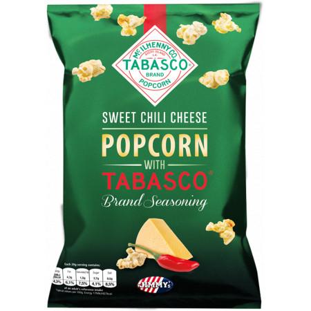 Popcorn Tabasco Sweet Chili Cheese