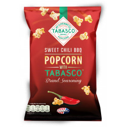 Popcorn Tabasco® Sweet Chili BBQ