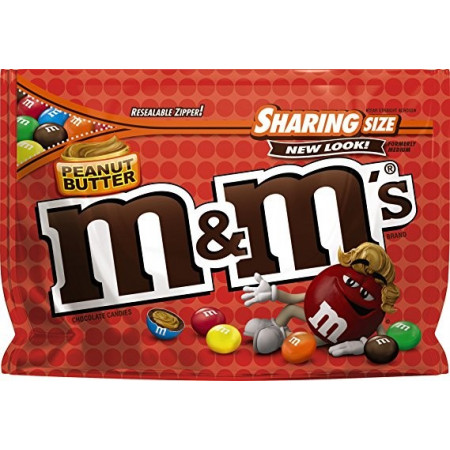 M&M's Peanut Butter Big Pack