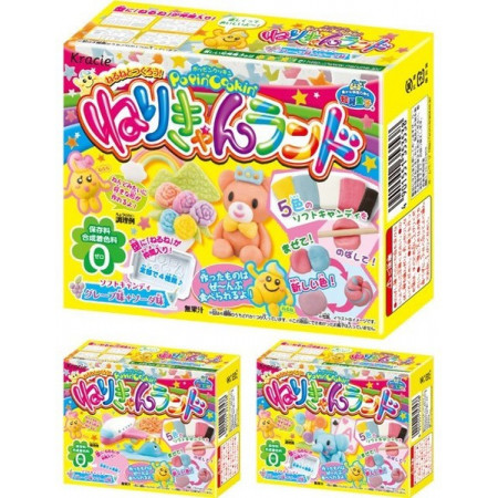 Kracie Popin Cookin DIY Neri Candy Land Kit