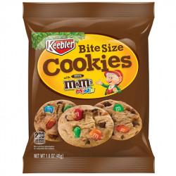 M&M's Bite Size Cookies
