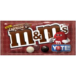 M&M's Crunchy Espresso