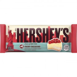 Hershey's Cherry Cheesecake