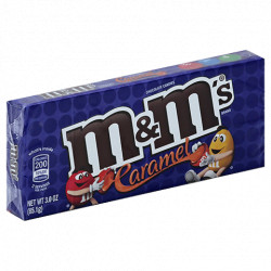 M&M's Caramel Box