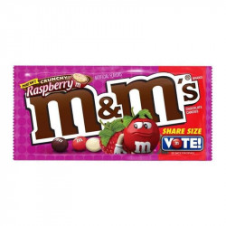 M&M's Crunchy Raspberry Share Size
