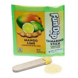 Wonka Fun Dip Mango Lime Tamarind