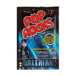 Pop Rocks Strawberry Valerian