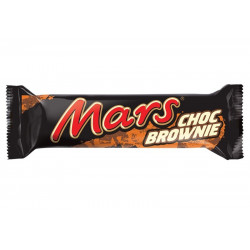 Mars Choc Brownie