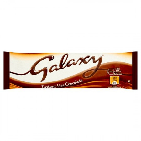 Galaxy Instant Hot Chocolate 25g