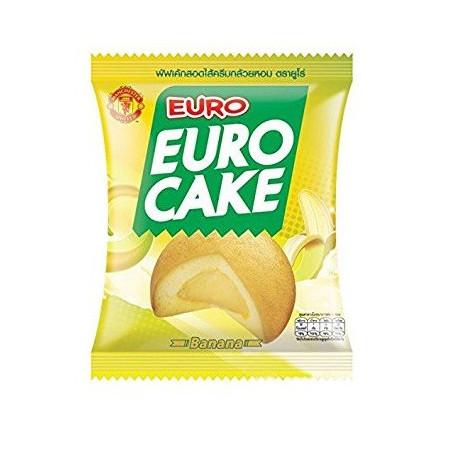 Euro Cake Banana 1 sztuka