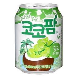 Grape Juice Coconut Jelly