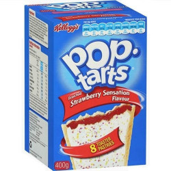 Pop Tarts Frosted Strawberry UK