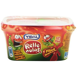 Vidal Filled Strawberies Box