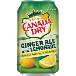 Canada Dry Ginger Ale Lemonade