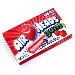 Airheads Cherry Bubble Gum