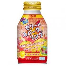 Dydo Pink Grapefruit Soda Jelly