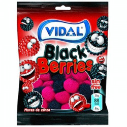 Vidal Black Berries