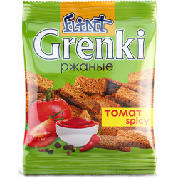 Flint  Tomat Spicy 70g