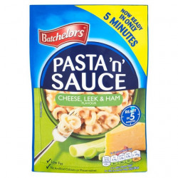 Batchelors Pasta'n'Sauce Cheese Leek & Ham