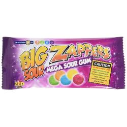 Zed Candy Mega Sour Gum