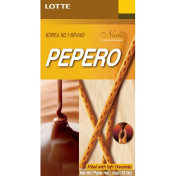 Lotte Pepero Nude