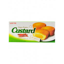 Lotte Custard Cake Box
