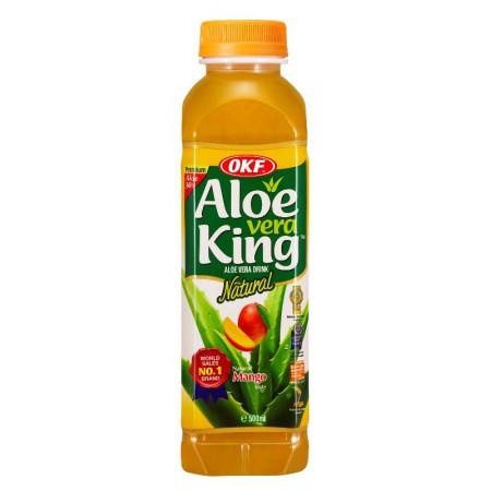 OKF Premium Aloe Vera Drink Mango