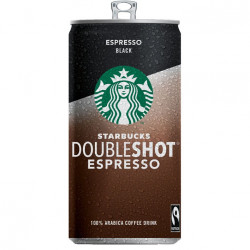 Starbucks Double Shot Espresso Black