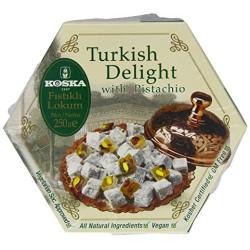 Koska Turkish Delight Pistachio-rich