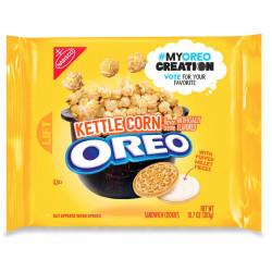 Oreo Kettle Corn Creme