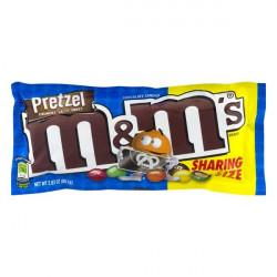 M&M's Pretzel Share Size