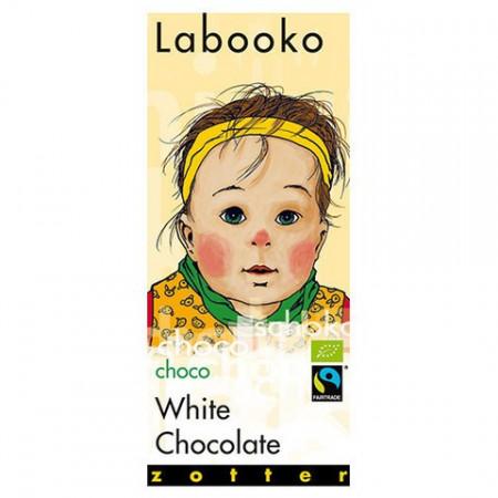 Zotter White Chocolate