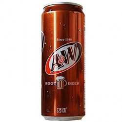 A&W Root Beer Thailand