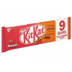 KitKat Orange 9 Pack