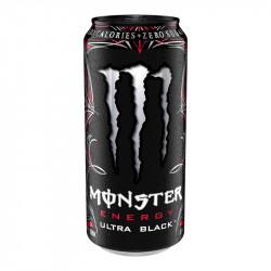 Monster Energy Ultra Black Cherry