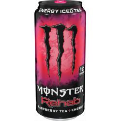 Monster Rehab Raspberry Tea