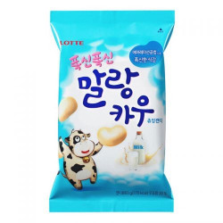 Lotte Malang Cow Chewing Candy