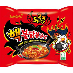 Samyang Spicy Hot Chicken Flavour Ramen