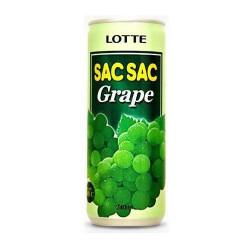 Lotte Sac Sac Grape Drink