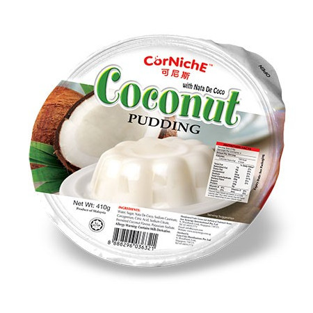 Corniche Coconut Pudding 410g