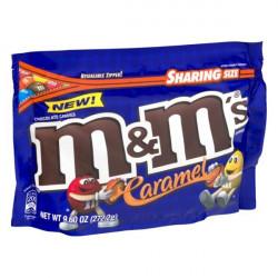 M&M's Caramel Sharing Size 272,2g