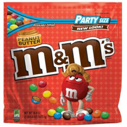 M&M's Peanut Butter Party Size