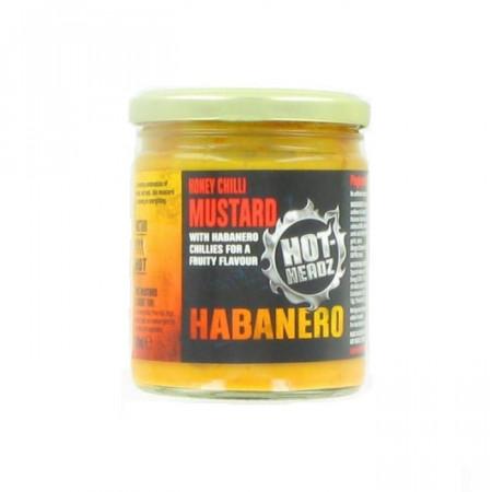 Hot-Headz Honey Chilli Mustard Habanero
