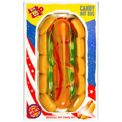 Look-O-Look Candy Hot Dog