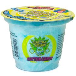 Electro Super Sour Cotton Candy