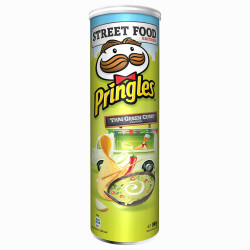 Pringles Thai Green Curry