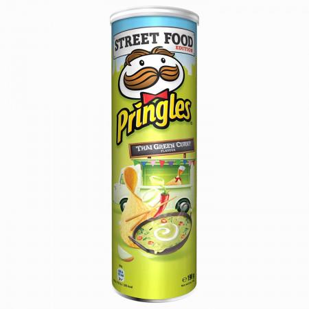 Pringles Thai Green Curry