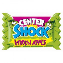 Center Shock Hidden Apple